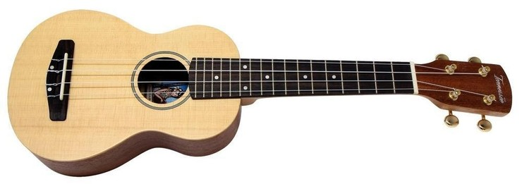 Gewa 512885 Tennessee Maui Solid Spruce Top image