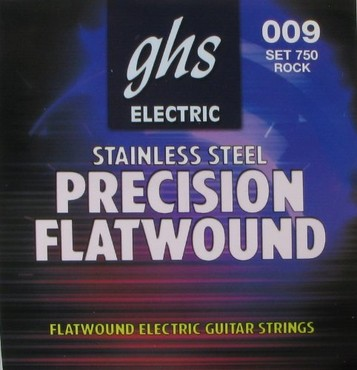 GHS Precision Flats Ultra Light 750 (9-42) image