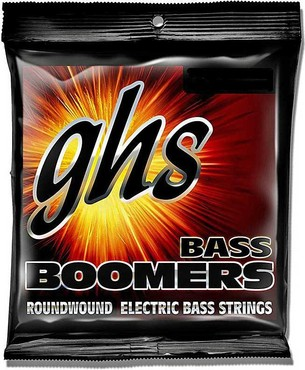 GHS Bass Boomers 5-String Light 5L-DYB (40-120) image