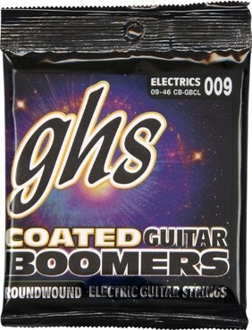 GHS Coated Boomers Custom Light CB-GBCL (9-46) image