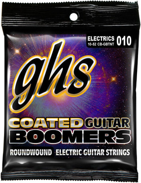 GHS Coated Boomers Thin-Thick CB-GBTNT (10-52) image