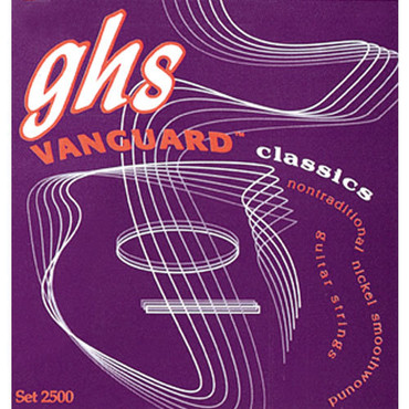 GHS Vanguard Classics High Tension Wound 3rd 2510 (29-40) image