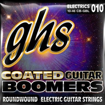 GHS Coated Boomers Extra Light CB-GBXL (9-42) image