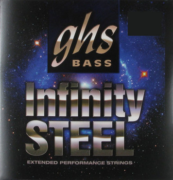 GHS Bass Infinity Steel Light ISB-L5000 (40-102) image