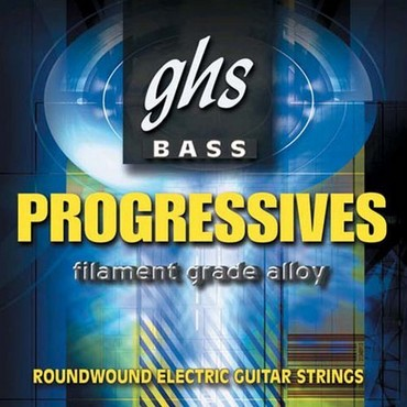 GHS Bass Progressives Light L8000 (40-100) image