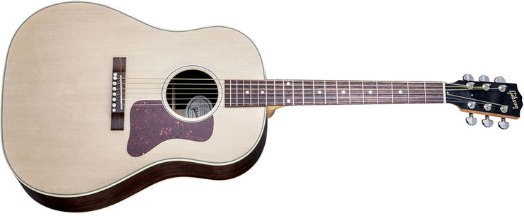 Gibson J-29 Rosewood Antique Natural image