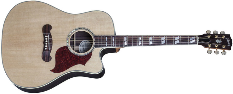 Gibson Songwriter Studio Cutaway Antique Natural image