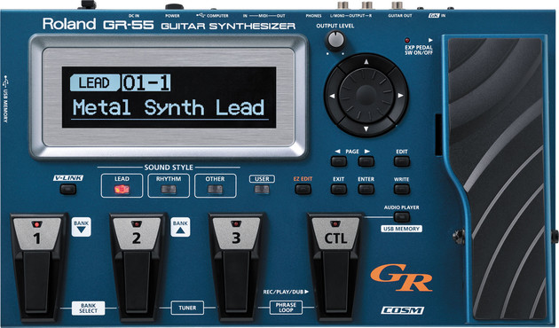 Roland GR-55S Guitar Synthesizer image