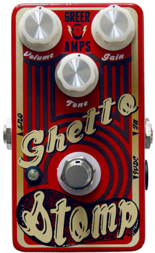 Greer Amps Ghetto Stomp image