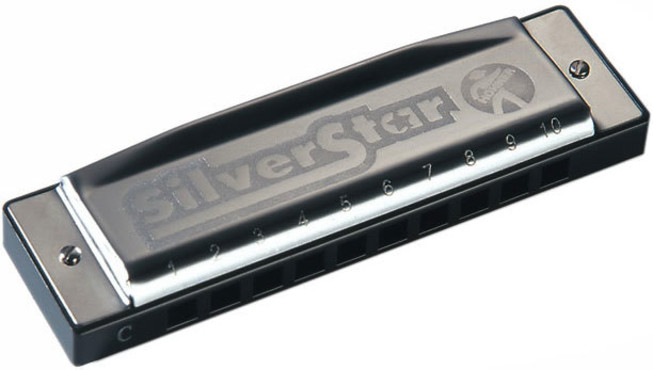 Hohner M50411 Silver Star Bb image