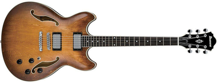 Ibanez Artcore AS73-TBC Tobacco Brown image