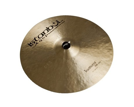 Istanbul Mehmet Traditional Thin Crash 16'' CTH-16 image