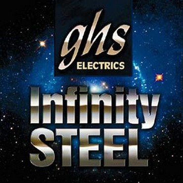 GHS Infinity Steel Extra Light IS-XL (9-42) image