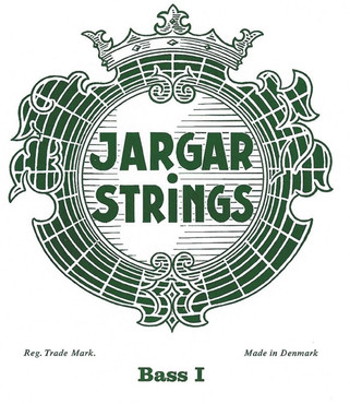 Jargar Double Bass Medium 5 String image