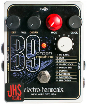 JHS Pedals EHX B9 Organ Expression Jack image