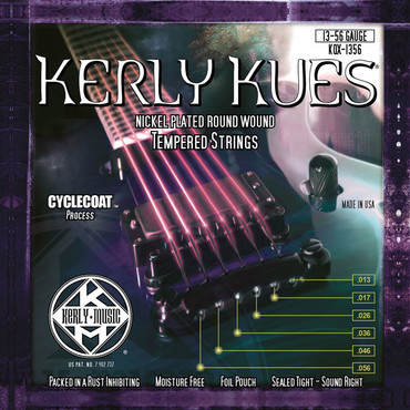 Kerly Kues Nickel Plated Steel KQX-1356 (13-56) image
