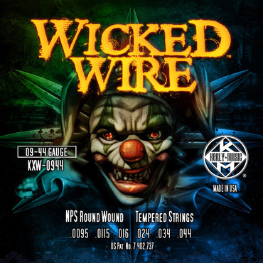 Kerly Wicked Wire KXW-0944 (9-44) image