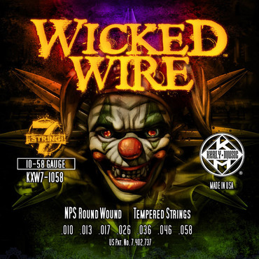 Kerly Wicked Wire KXW7-1058 (10-58) image