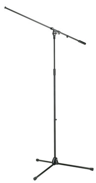 K&M Overhead Microphone Stand Black 21021-300-55 image