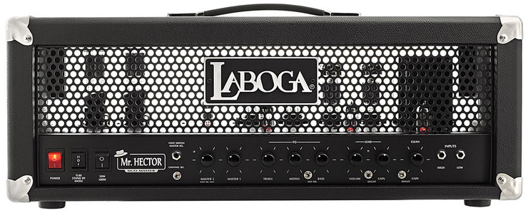 Laboga Mr. Hector Duo Master MK-2 Head image