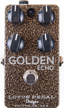 Lotus Pedal Designs Golden Echo image