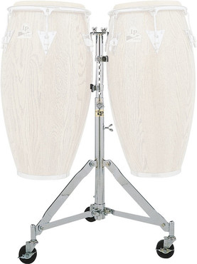 Latin Percussion LP290B Double Conga Stand image