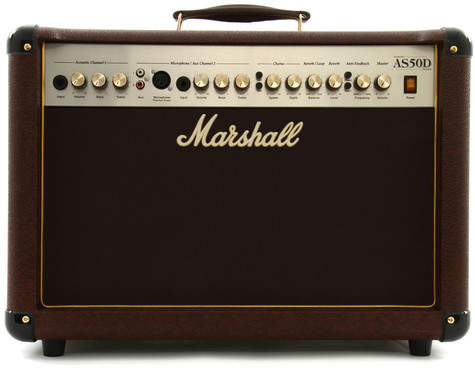 Marshall AS50D Acoustic Soloist image