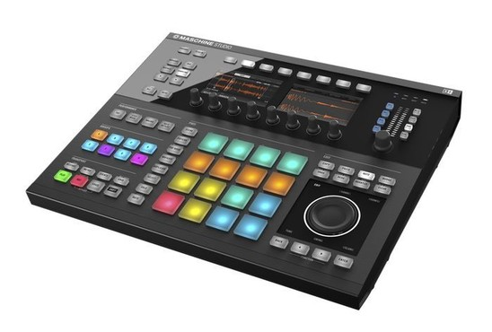 Native Instruments Maschine Studio Blk image