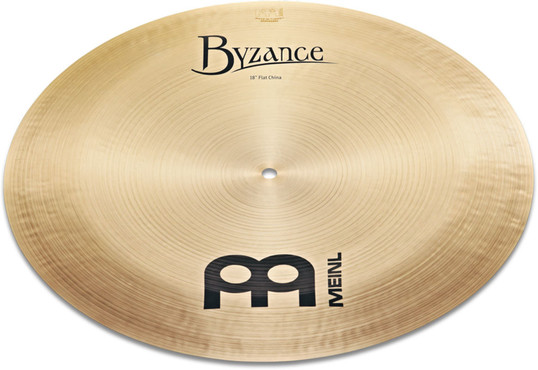 Meinl Byzance Traditional Flat China 18'' B18FCH image