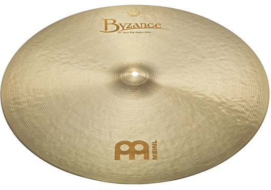 Meinl B22JBAR Byzance Jazz Big Apple Ride 22'' image