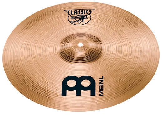 Meinl Classics Traditional Powerful Crash 18'' C18PC image