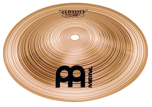 Meinl Classics Traditional Low Bell 8'' C8BL image