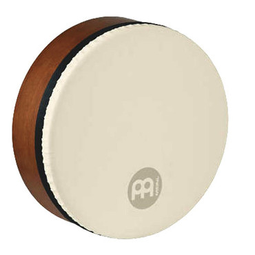 Meinl Synthetic Head Bendir African Brown FD12BE-TF image