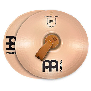 Meinl Professional Marching Cymbals B10 16'' MA-B10-16M image