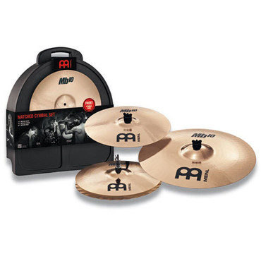 Meinl MB10 Matched Cymbal Set 14/16/20 image