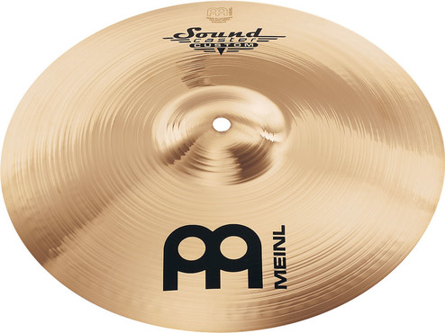 Meinl Soundcaster Powerful Soundwave Hi-Hat 14'' SC14PSW-B image