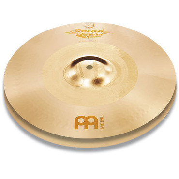Meinl Soundcaster Fusion Medium Hi-Hat 14'' SF14MH image