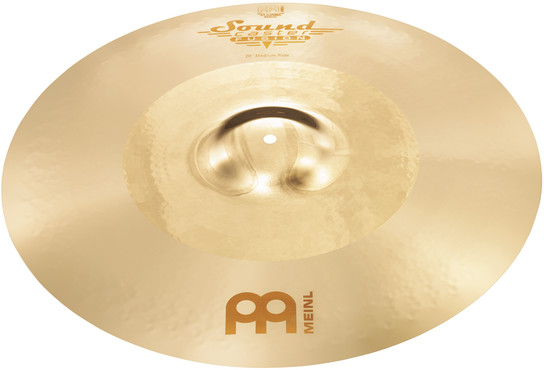 Meinl Soundcaster Fusion Powerful Ride 22'' SF22PR image