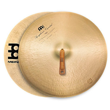 Meinl Symphonic Cymbals Thin (Pair) 16'' SY-16T image