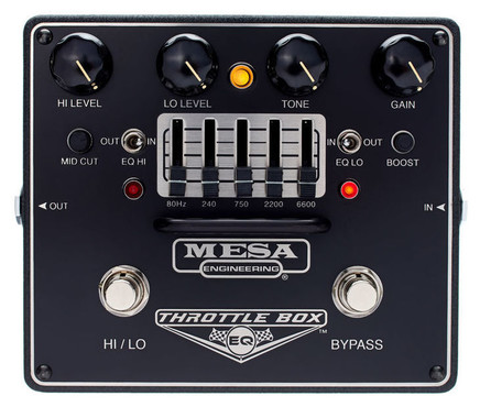 Mesa Boogie Throttle Box EQ image