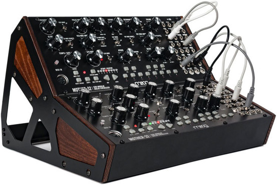 Moog Mother 32 2-Tier Rack Kit image