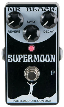 Mr. Black SuperMoon Modulated Reverberator image