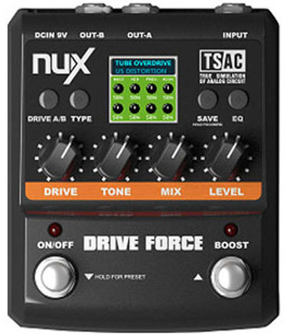 Nux Drive Force image