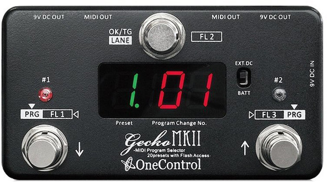 One Control Gecko MkII image