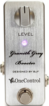 One Control Granith Grey Booster image