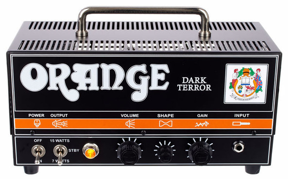 Orange Dark Terror Head DA15H image