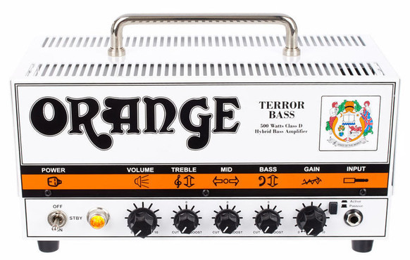 Orange Terror Bass Head TB500H image