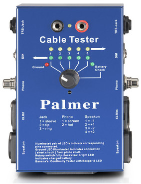 Palmer Cable Tester AHMCT 8 image