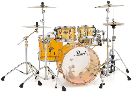 Pearl Crystal Beat CRB524P/C732 Tangerine Glass image
