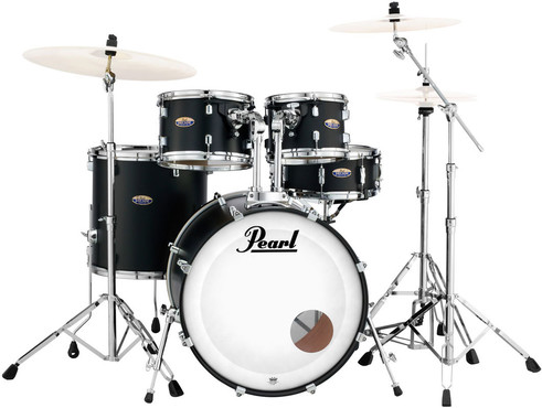 Pearl Decade Maple DMP925F/C227 Satin Slate Black image
